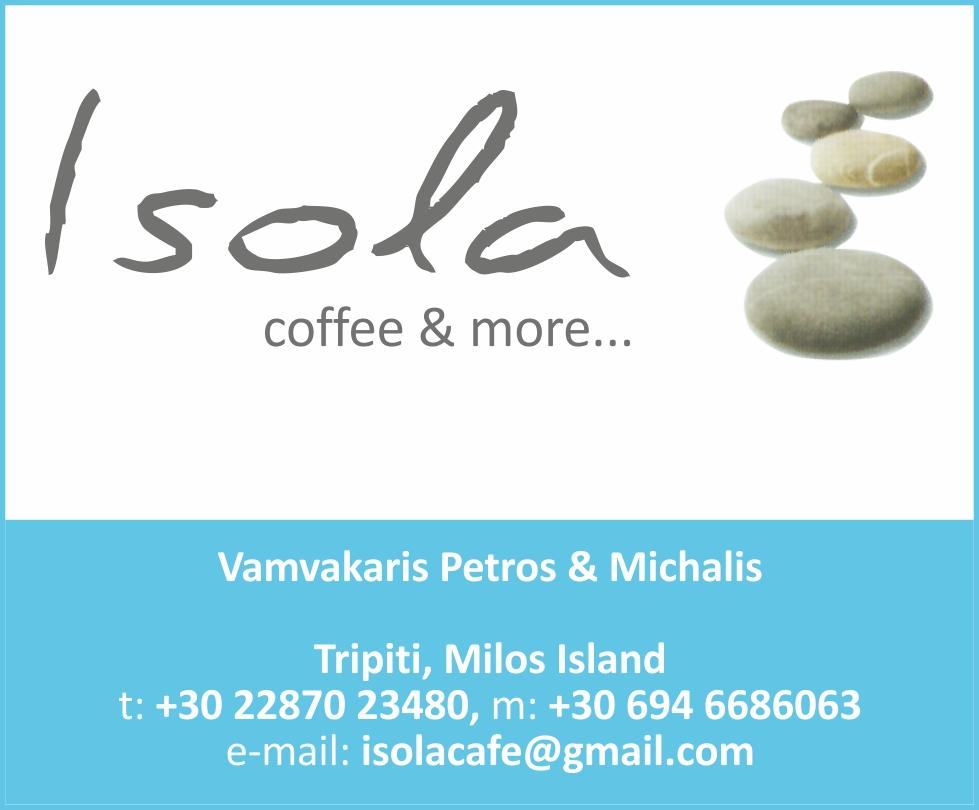 isola cafe