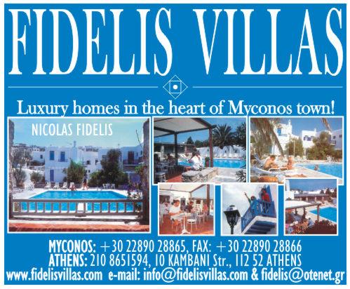 fidelis villas