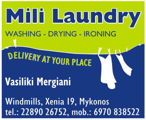 mili laundry
