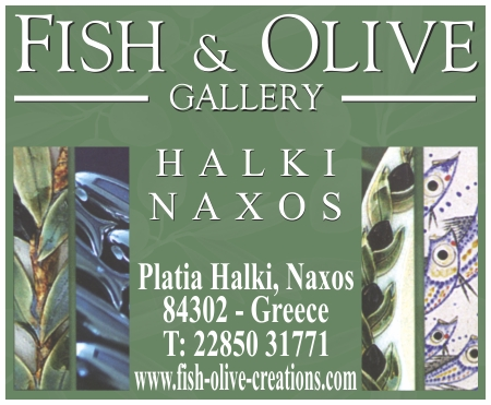 fish & olive