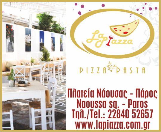 la piazza pizza