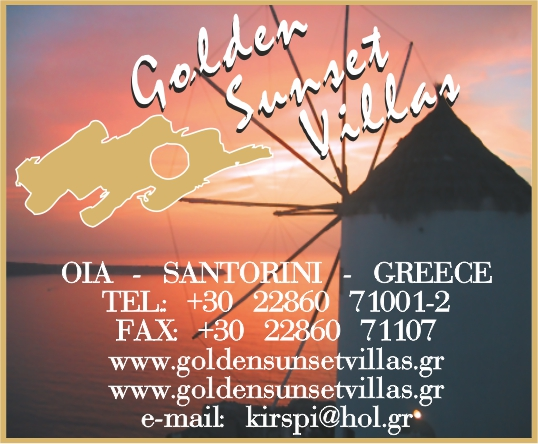 golden sunset villas