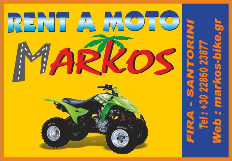 markos rent a moto
