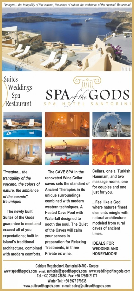 spa of the gods