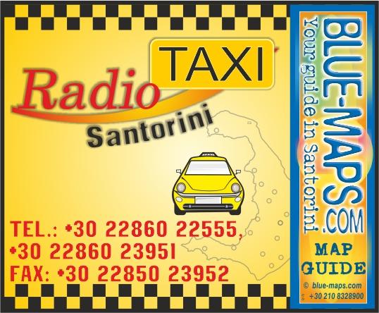 taxi santorinis
